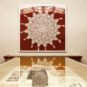 Objects that tell a story, installation by Silvina Der-Meguerditchian